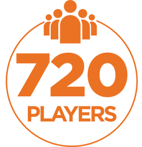 720 Players competing in IMART 2020