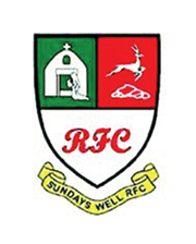 Sundays Well Rugby Club Crest IMART 2020